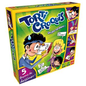 4 Jeux de Société Torti Croquis + Hop-là banana + Triominos De Luxe + Stylo Krono (Via 50€ ODR + Remise Fidélité + 30% BA) - Auch (32)