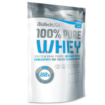 Sélection de Compléments alimentaires en promotion - Ex : Pot de 1kg Pure Whey chocolat