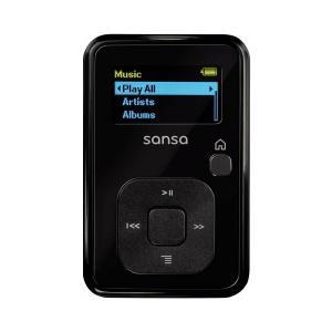 Baladeur MP3 Sandisk Sansa Clip+ 8GB - Noir