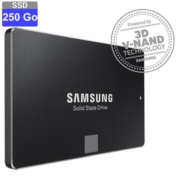 SSD Samsung Evo 850 - 250 Go