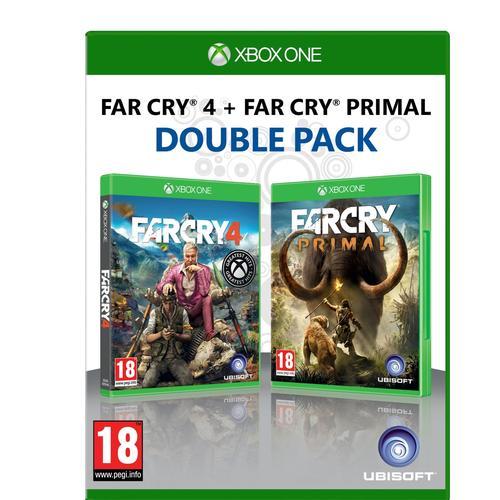 Pack : Far Cry Primal + Far Cry 4 sur Xbox One