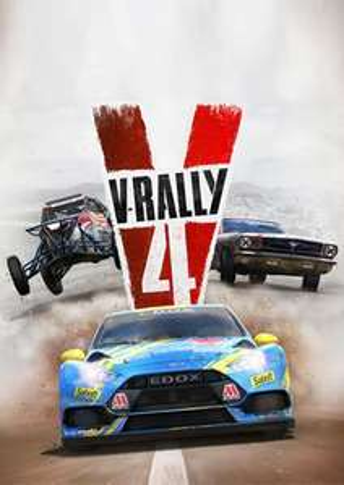 Jeu V-Rally 4 sur PC (Dématérialisé - Steam)