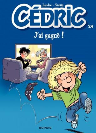 """BD Cedric Tome 24 """"J'ai gagné"""" gratuit en version numérique"""