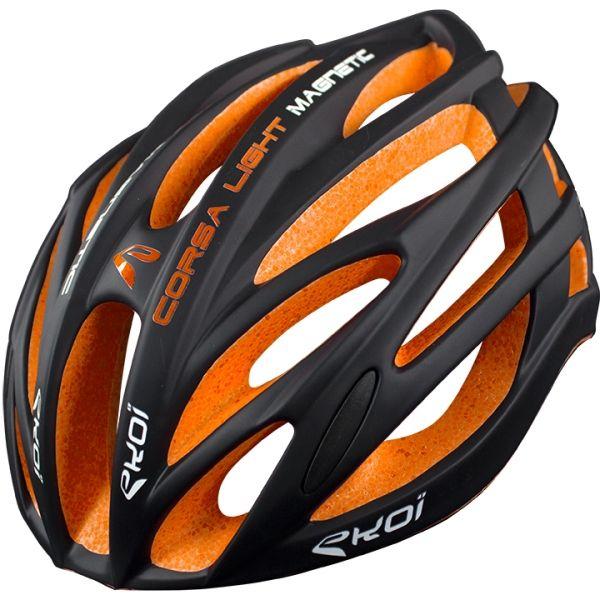 Casque de vélo Ekoï Corsa Light + coque amovible offerte - différents coloris et tailles