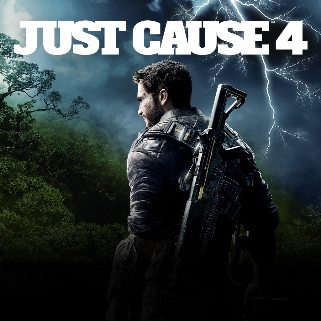 [Pré-commande] Just Cause 4 sur PC (dématérialisé, Steam)