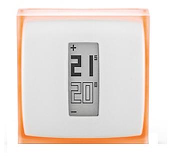 Thermostat connecté Netatmo (via ODR 30€) - Quincaillerie.pro