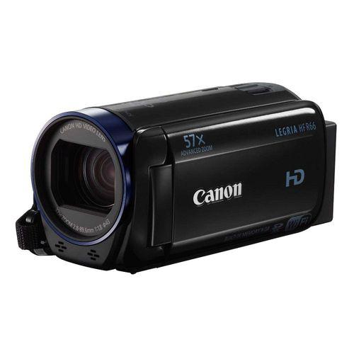 Camescope Canon Legria HF R66 Noir (Avec ODR de 30€)