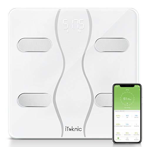 Pèse personne connecté iTeknic (vendeur tiers)