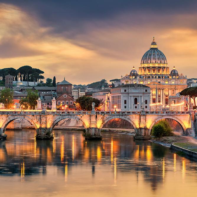 Sélection de Séjours à Rome - Ex : 2j/2n en Hôtel **** (Petit-déjeuner inclus) avec Vol A/R depuis Marseille du 25 au 27 janvier (Prix/pers)