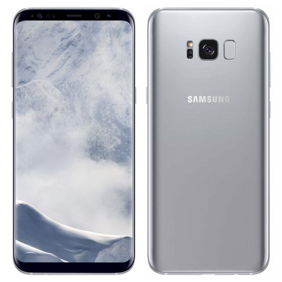 "Smartphone 6.2"" Samsung S8 Plus - 4 Go de Ram, 64 Go, QHD+ Super AMOLED"