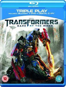 Transformers 3: Dark of the Moon - Triple Play (Blu-Ray, DVD and Digital Copy) Blu-ray