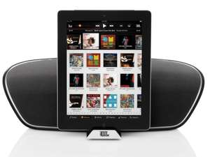 Enceinte dock JBL OnBeat Venue pour iPad/iPhone/iPod Touch
