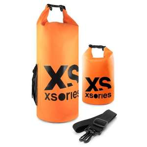 Sac imperméable Xsories Stuffler - 23L - PVC durable - Orange
