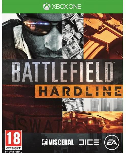 Jeu Battlefield Hardline sur Xbox One