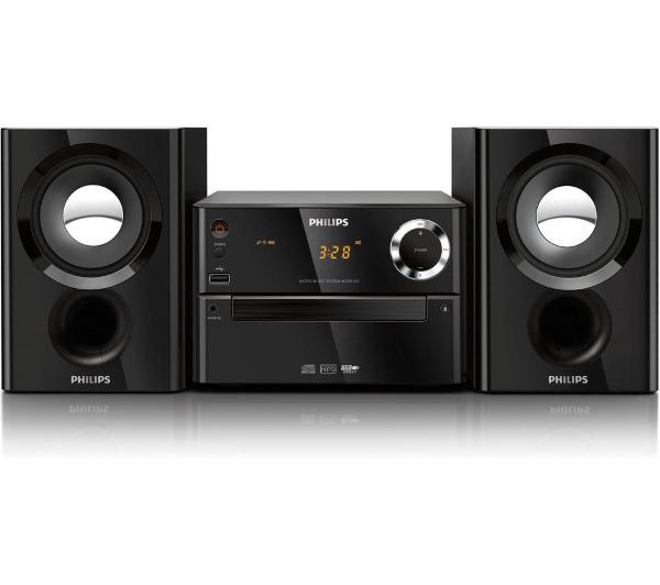 Chaine audio PHILIPS MCM1150/12 - USB Direct - 20W