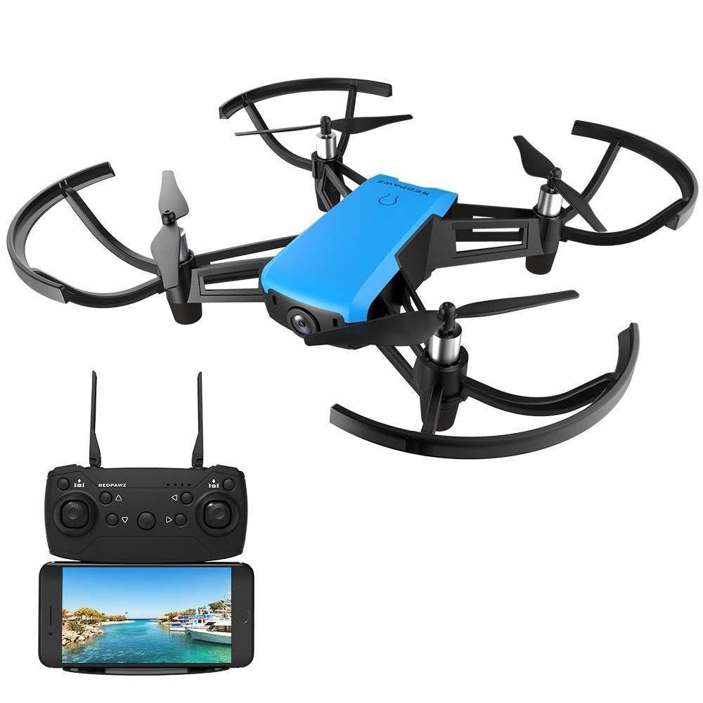 Drone Redpawz R020 BLAST WIFI, Caméra 720p
