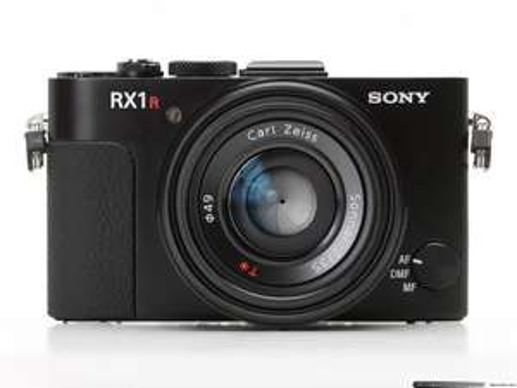 Appareil photo Sony Cyber-shot DSC-RX1R - 24.3 Mpix (+ 10 à 15% en SuperPoints)