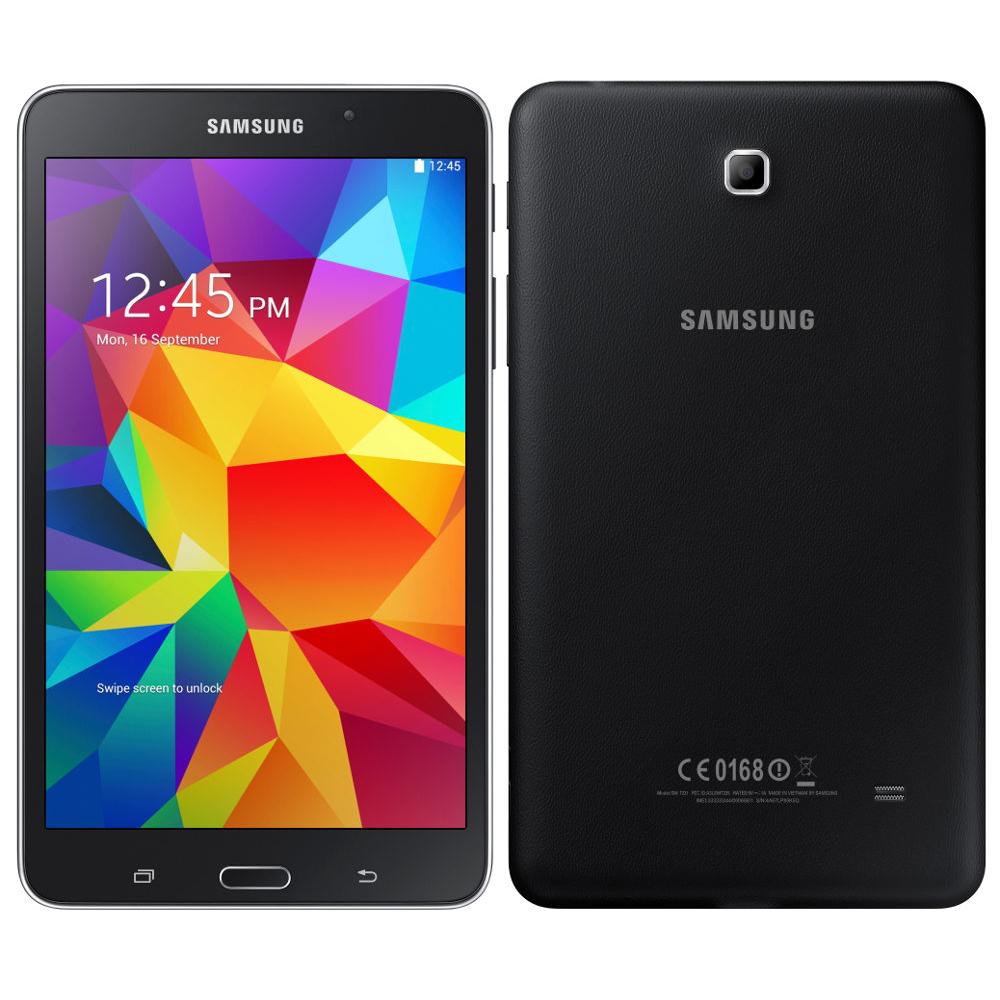 "Tablette tactile 7"" Samsung Galaxy Tab 4 (avec ODR 30€)"