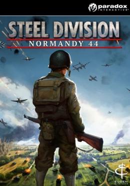 Steel Division: Normandy 44 sur PC (dématérialisé - Steam)