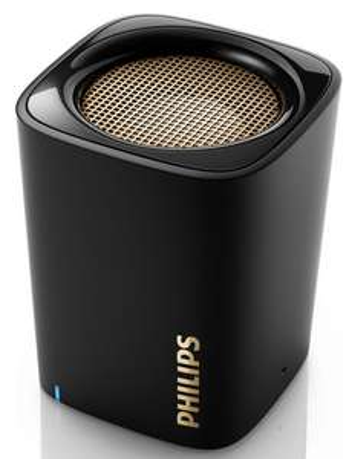 Enceinte Portable Bluetooth Philips BT100 Noir