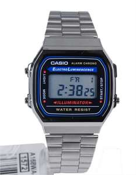 Montre rétro Casio A168-WA