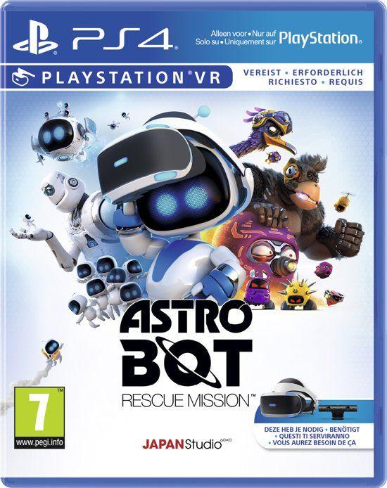 Jeu Astro Bot rescue mission PSVR sur PS4 (frais de port inclus)