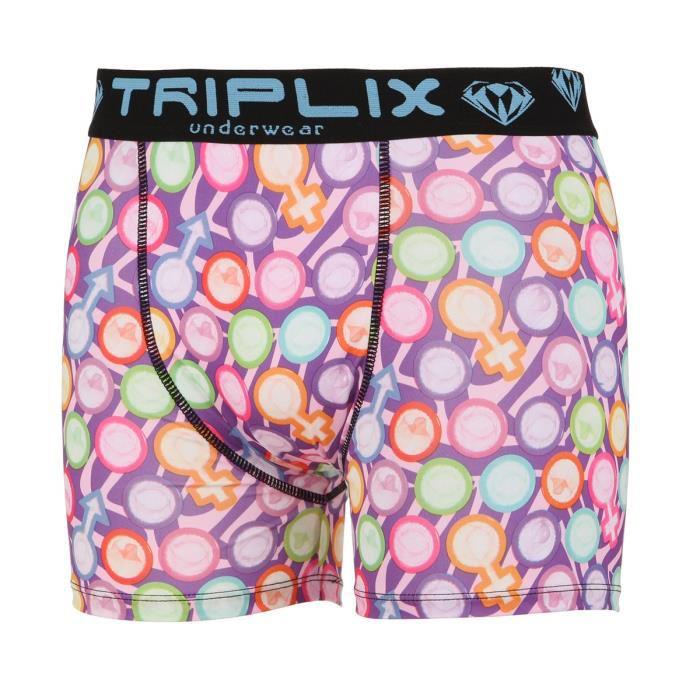 Sélection de boxer Triplix (Taille S)