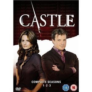 Castle saisons 1 à 3 DVD