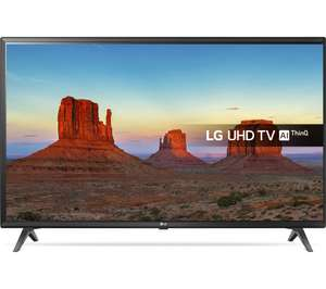 TV 65'' LG 65UK6300PLB - LED, 4K UHD, Smart TV, Wifi, 3 HDMI, HDR