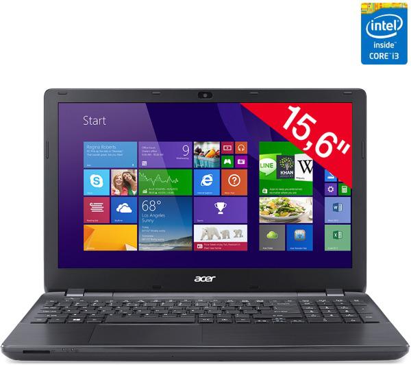 "PC Portable 15.6"" Acer Aspire E5-571-30CV - INTEL CORE I3 / 1TO DD / WIFI N PORT GIGA"