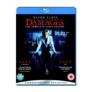 Damages saison 1 en Blu-ray
