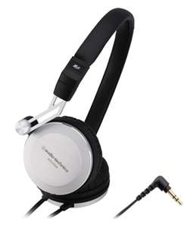 Casque nomade fermé Audio Technica ATH-ES88 - Noir/Silver