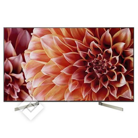 "TV 65"" Sony 65XF9005 - 4K UHD, Dalle VA, 120Hz, Android TV (Frontaliers Belgique)"