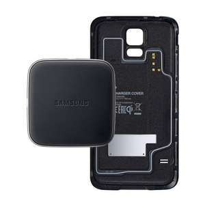 Chargeur à induction + coque Samsung EP-WG900IBEG