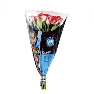 Bouquet de 15 roses
