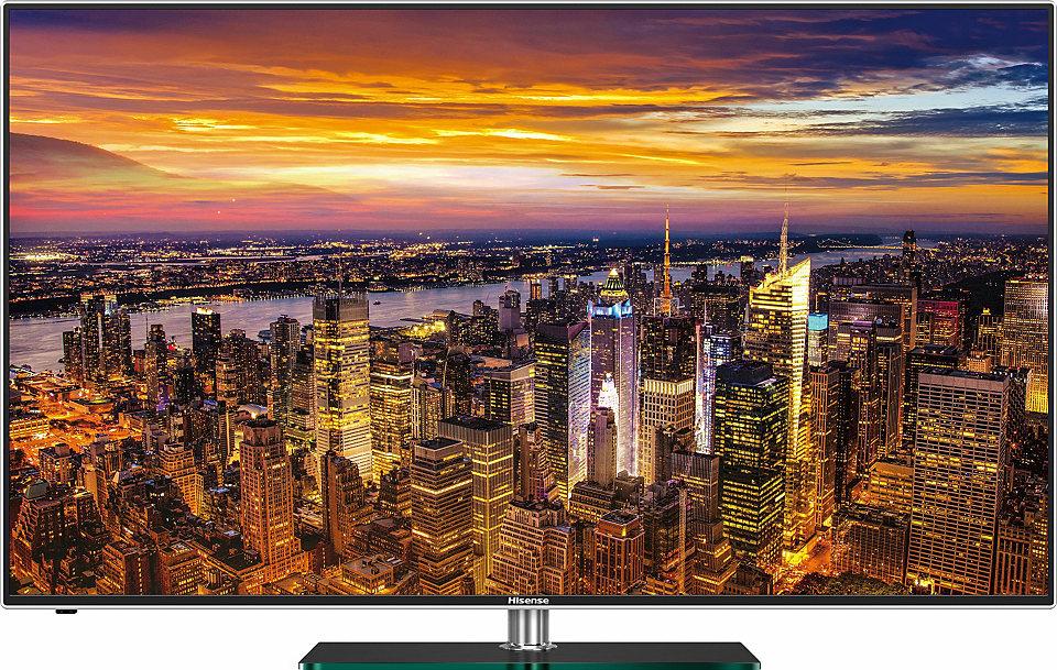 Téléviseur Hisense Ultra HD (4K) et 3D active référence 42EC685