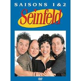 Seinfeld saisons 1 et 2 DVD
