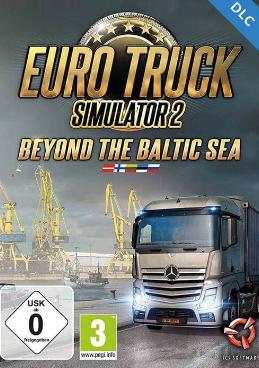 DLC Euro Truck Simulator 2 Beyond the Baltic Sea sur PC (Dématérialisé - Steam)
