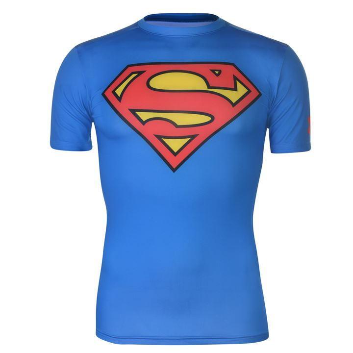 T-Shirt de Compression Under Armour Alter Ego pour Hommes - Tailles & modèles au choix