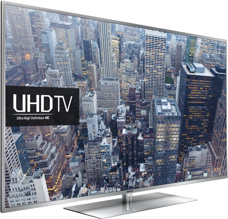 "TV 40"" Samsung UE40JU6410 - 4K - Smart TV  (avec ODR 75€)"