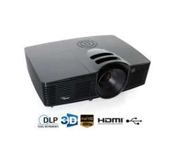 Vidéoprojecteur Optoma HD139x Full HD 3D