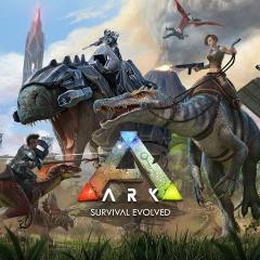 Licence Ark en promotion - Ex: ARK: Survival Evolved sur PC (Dématérialisé)
