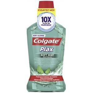 2 Bains de bouche Colgate plax - 6 références éligibles (Via Shopmium)