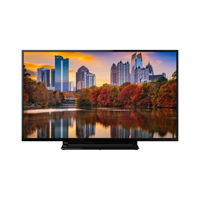 """TV LED 55"""" Toshiba 55V5863DG - UHD 4K, HDR Dolby Vision/10 HLG CDAV sinon 430€"""