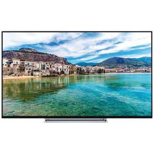 "TV 65"" Toshiba 65V6763 - UHD 4K, HDR, Smart TV (Frontaliers Suisse)"