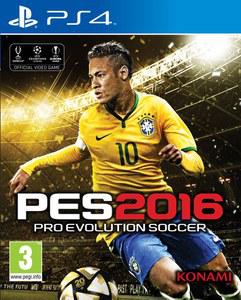 Précommande: Jeu PES 2016: Pro Evolution Soccer sur PS4/Xbox One - Edition Day One
