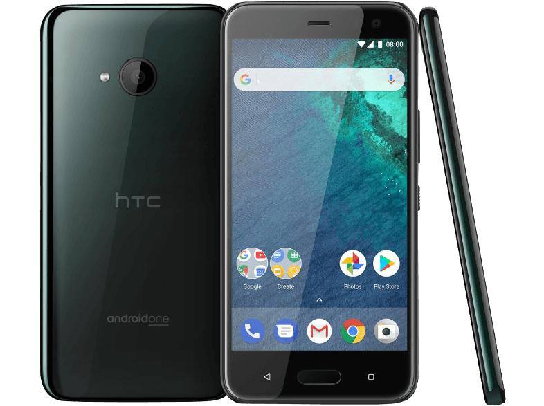 "Smartphone 5.2"" HTC U11 Life - 3 Go RAM, 32 Go, Noir (Frontaliers Allemagne)"