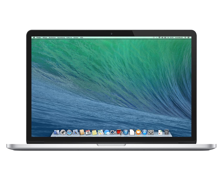 "Apple MacBook Pro Retina 13,3"" 2015 - i5 2,7ghz, SSD 128go, RAM 8go, Iris 6100"