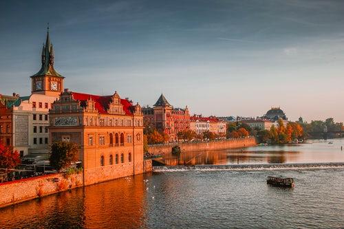 Séjour 5 jours / 4 nuits à l'hôtel 4* Angelis à Prague, petit-déjeuner inclus, au départ de plusieurs villes (prix par personne)