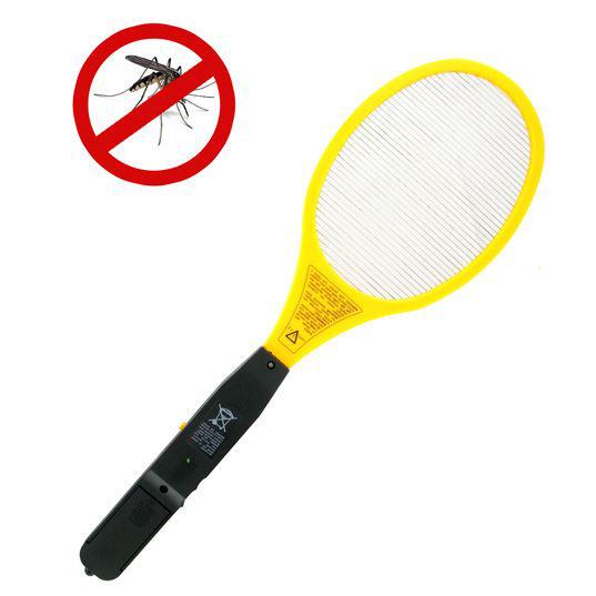 Raquette éléctrique anti-moustique